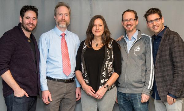 Daniel Goldstein, Erik T. Lawson, Dianne Graebner ,Burke Brown, Markus Potter