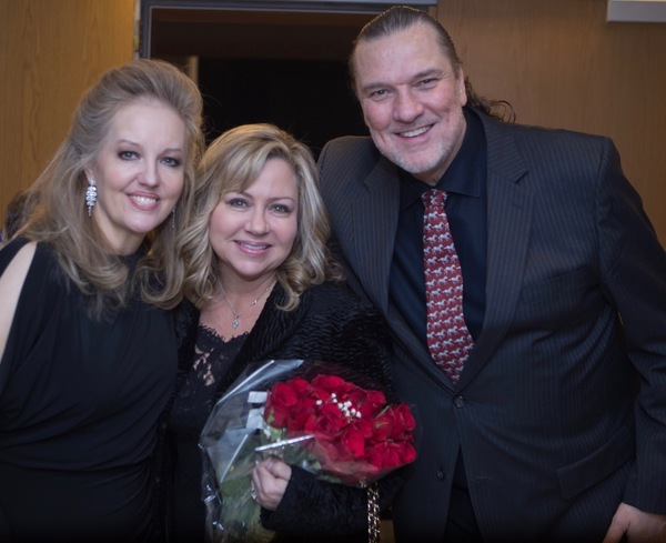 Stacy Sullivan, Holly Foster Wells And Jon Weber