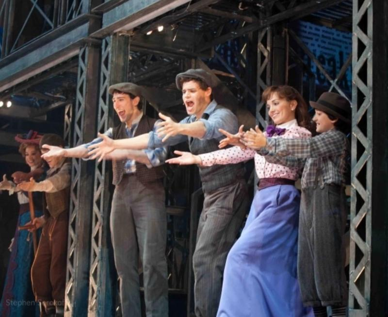 First Person with NEWSIES' Ben Fankhauser: My Mighty Fine Life as Davey