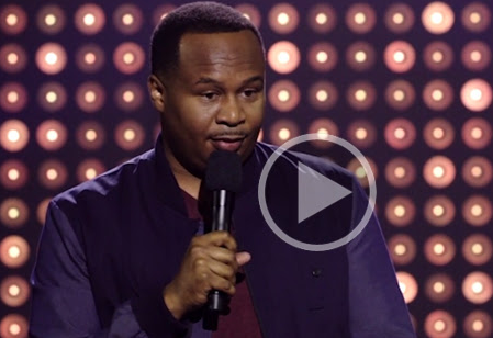 Roy Wood Jr's Stand Up Special FATHER FIGURE to Debut on Comedy Central 2/19