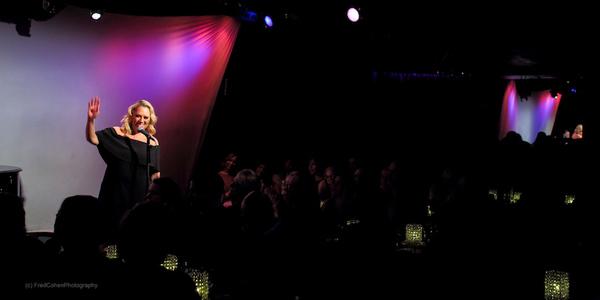Photo Flash: Aimée Marcoux-Spurlock's WOMEN OF BILBAO Packed The Metropolitan Room 2/3