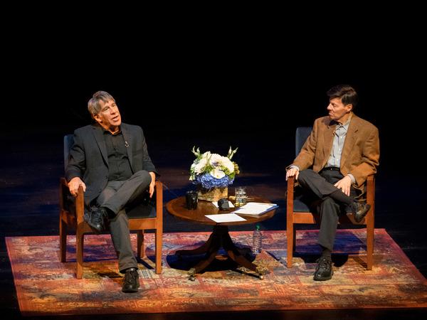 Stephen Schwartz with Michael A. Kerker
