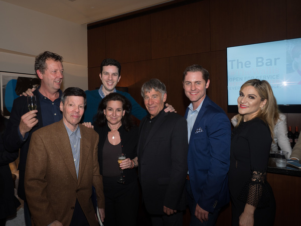 Paul Crewes, Michael A. Kerker, Patricia Wolff, Alan Zachary, Stephen Schwartz, Michael McCorry Rose, and Shoshana Bean