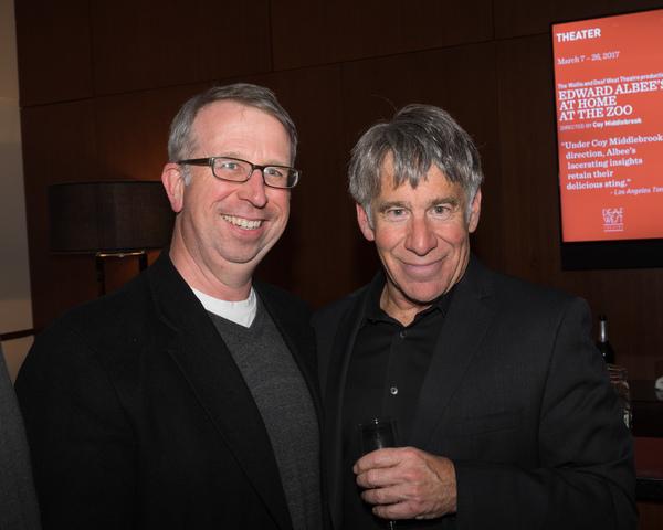 Chris Kuser and Stephen Schwartz