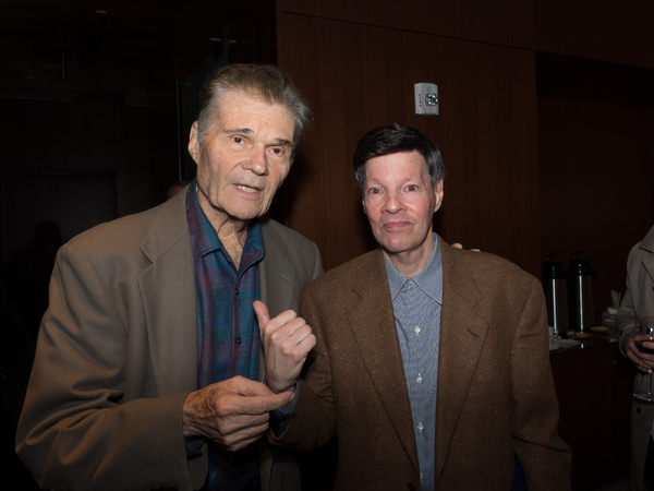Fred Willard and Michael A. Kerker