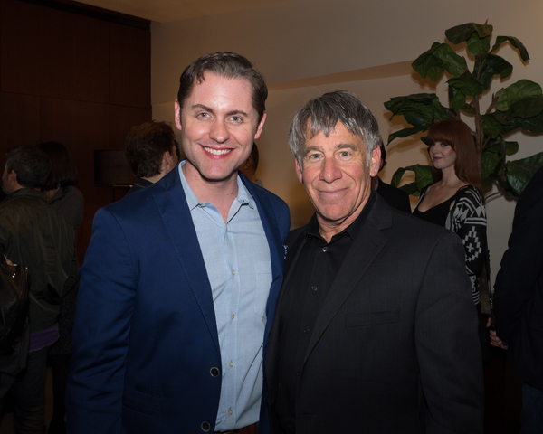 Photo Coverage: AN EVENING WITH STEPHEN SCHWARTZ at The Wallis