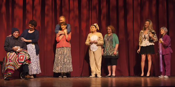 Mike Zizka as John, Dawn Maselli as Annie, Bill Emerson as Rod, Michelle Kettlety as  Photo