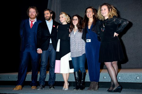 Jake Gyllenhaal, Annaleigh Ashford, Sarna Lapine, Jeanine Tesori