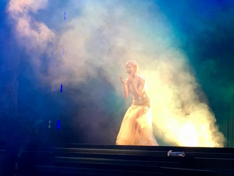 BWW Review: BAZ- STAR CROSSED LOVE at The Palazzo Theatre