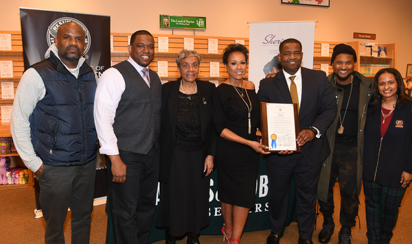 Photo Flash: Author Sheri Riley Celebrates The Release of Her New Book