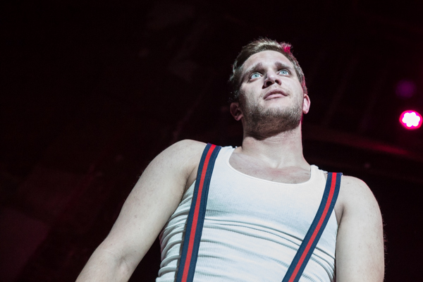 Photo Coverage: First Look at LG Initiative's BLEEDING HEARTS:  The Darker Side of Love