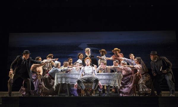 Encores! Big River New York City Center