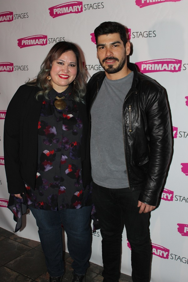 Photo Flash: Primary Stages Celebrates Opening Night of FADE