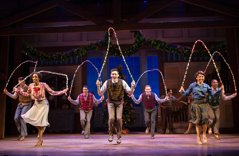 BWW Interview: Drew Redington's 'Holiday Break' on Broadway