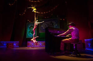 BWW Review: Run Away With the Circus at Fulton's ANNIE GET YOUR GUN