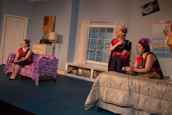 Photo Coverage: First look at Curtain Players' FIVE WOMEN WEARING THE SAME DRESS