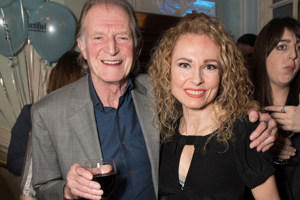 David Bradley and Barbara Drennan Photo