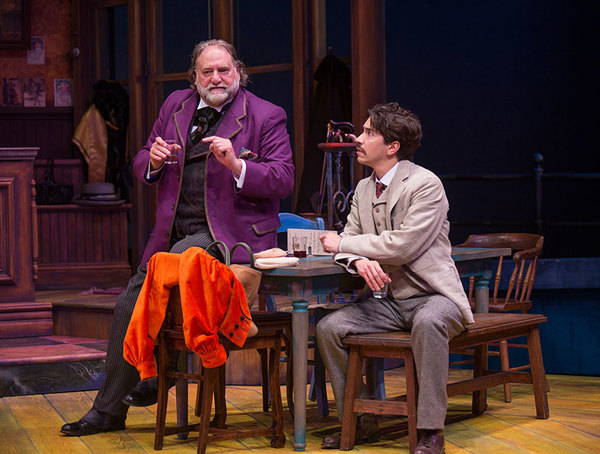 Photo Flash: PICASSO AT THE LAPIN AGILE Opens at The Old Globe Starring Philippe Bowgen, Donald Faison, Justin Long, and More