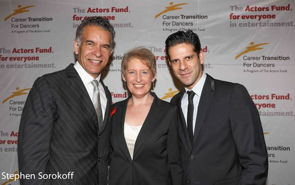 Brian Stokes Mitchell, Liz Callaway, Marcelo Gomes
