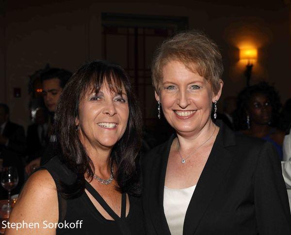 Paula Kaminsky Davis & Liz Callaway
