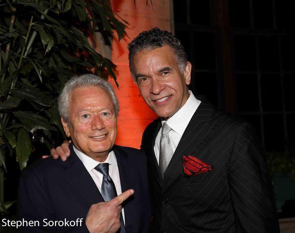 Stephen Sorokoff & Brian Stokes Mitchell