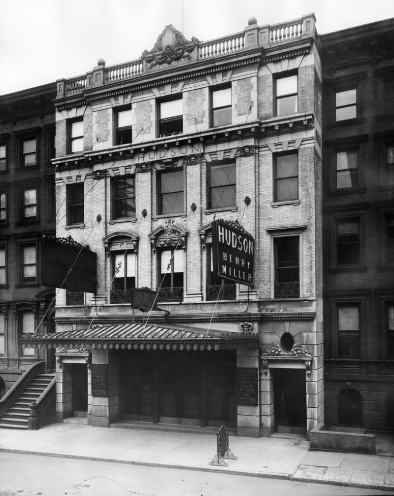 BWW Feature: The Unique and Sordid History of Broadway's Hudson Theatre