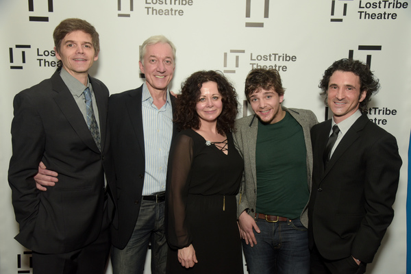Producer NICK MICOZZI, SEAN GORMLEY, GERALDINE HUGHES, RUPERT SIMONIAN, Producer STEVEN KLEIN