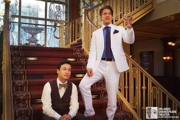 Photo Flash: First Look at Orlando Shakes's THE GREAT GATSBY