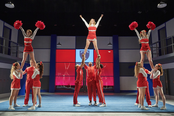 Photo Flash: First Look at High-Flying BRING IT ON THE MUSICAL at Beck Center