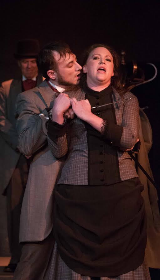 BWW Review: DR. JEKYLL AND MR. HYDE at Elmwood Playhouse