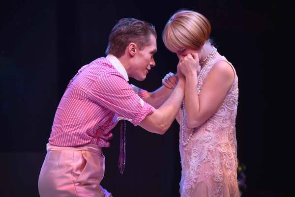 Photos: First Look at Matthew Goodrich, Kathryn Miller and More in THE GREAT GATSBY