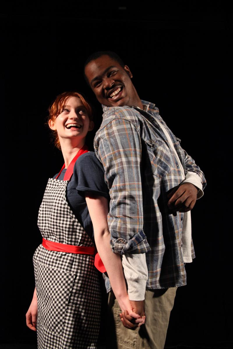 BWW Review: OSU's 7 WAYS TO SAY I LOVE YOU a Short, Simple and Sweet Treat for Valentine's Day