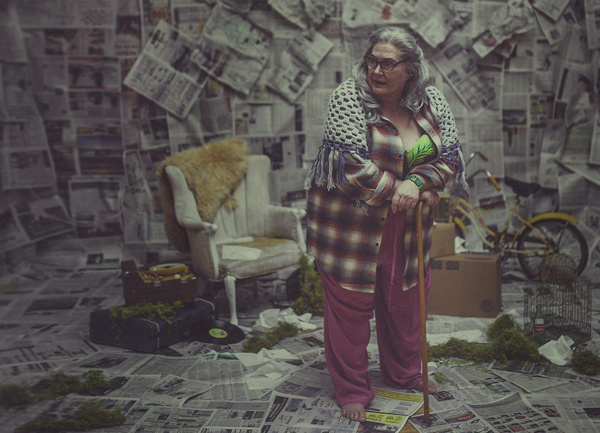 Photo Flash: First Look - GREY GARDENS Makes Its Iowa Premiere at Revival Theatre Company