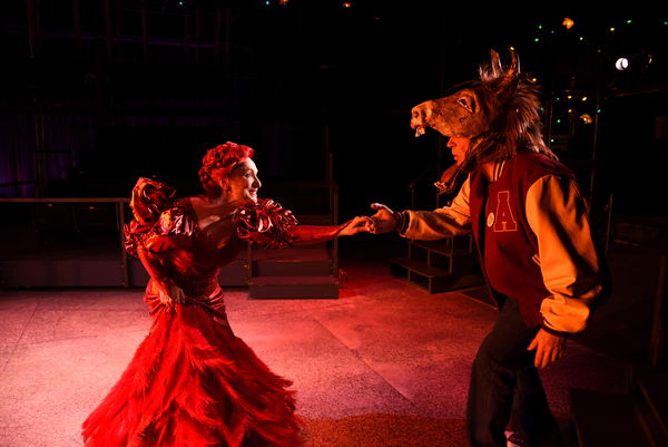 Photos: Trinity Rep's A MIDSUMMER NIGHT'S DREAM Takes the Stage in 80's Fasion