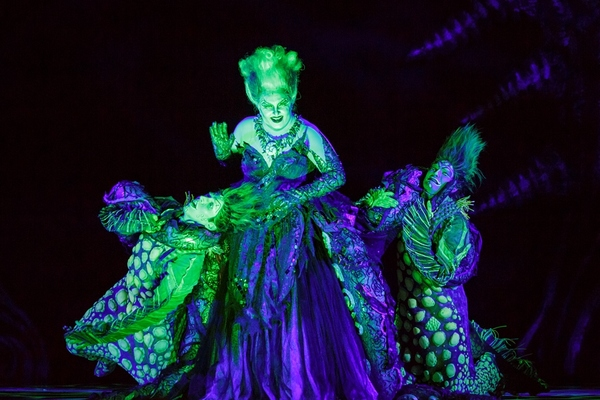 Photo Flash: Disney's LITTLE MERMAID Set to Dazzle at Broward Center in Fort Lauderdale