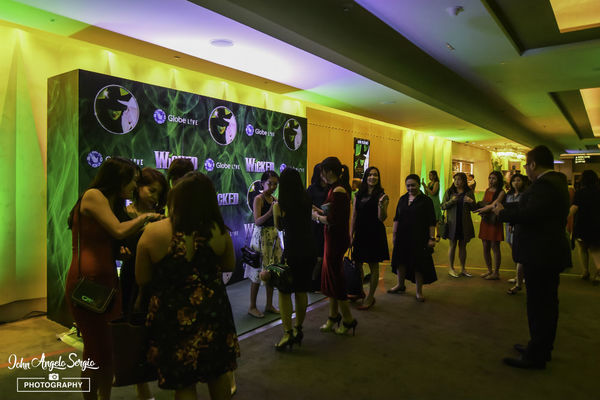 Photo Coverage: WICKED Returns to Manila Gala Night