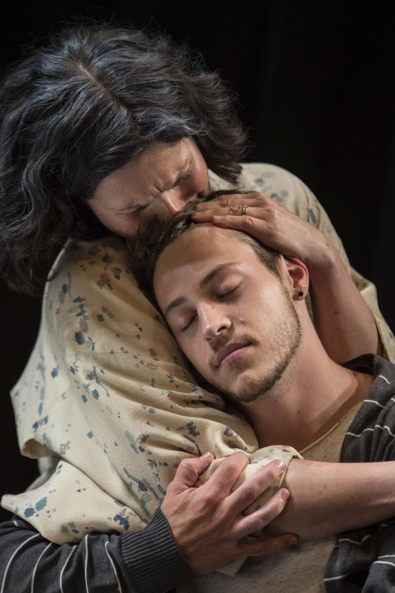 BWW Review: Pinteresque THE MOTHER an Utterly Arresting Ordeal on The Fugard Studio Stage