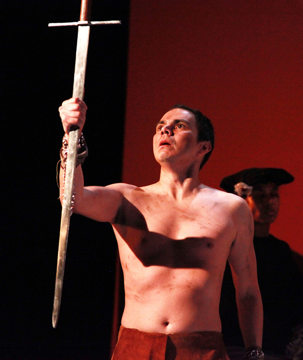 Photo Flash: CALDERON'S TWO DREAMS Brings Two Versions of LIFE IS A DREAM to the Stage