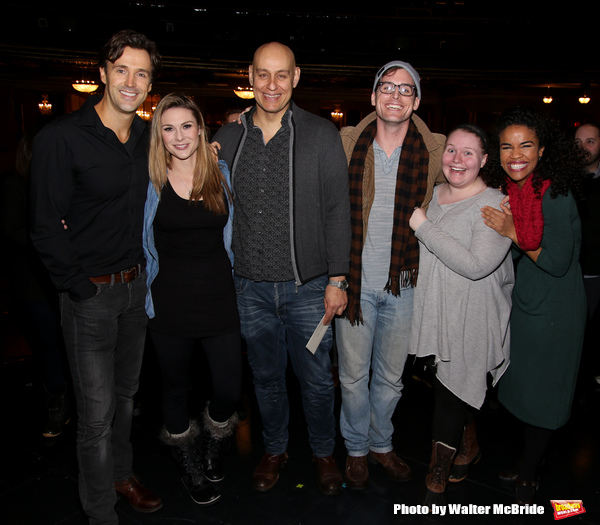 Broadway debuts: Michael Xavier, Siobhan Dillon, Fred Johanson, Sean Thompson, Katie Ladner and Britney Coleman