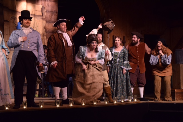 BWW Review: Opera House Players' THE ROBBER BRIDEGROOM at Broad Brook Opera House