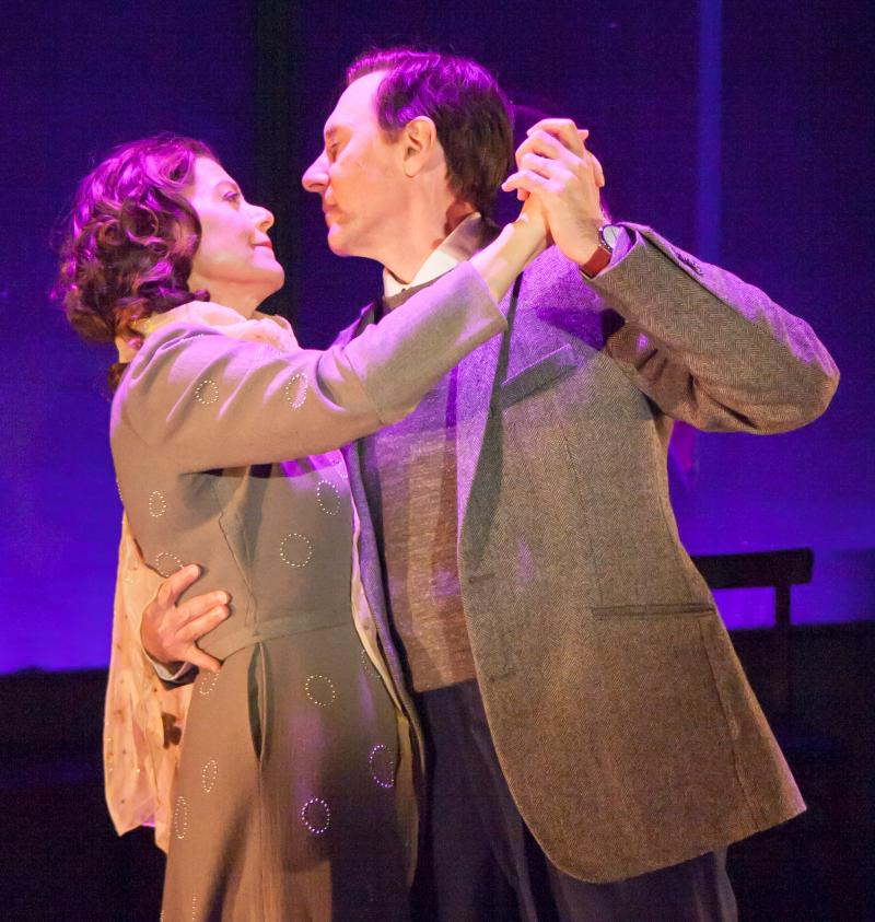 BWW Review: To the Genius of Oscar Levant - FOR PIANO AND HARPO at Falcon Theatre