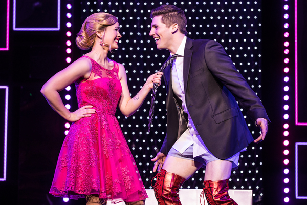 Photo Flash: Brand New Photos Released from the National Tour of KINKY BOOTS