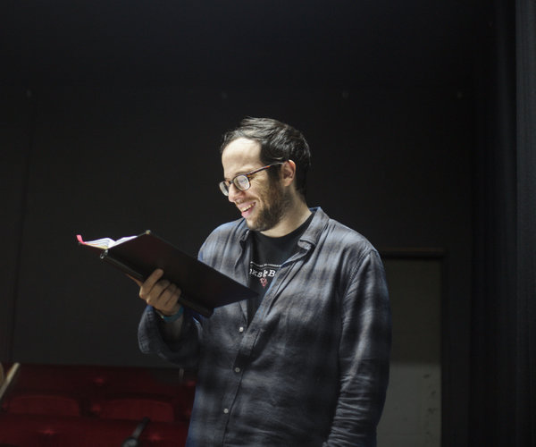 Photos: In Rehearsals for THE SORROWS OF SATAN at Tristan Bates