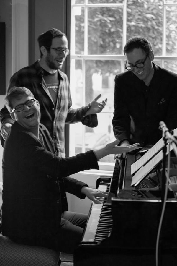 Luke Bateman, Adam Lenson, and Michael Conley Photo