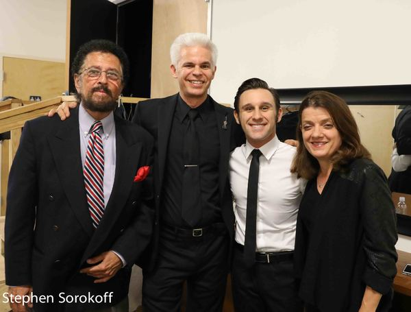 Mike Renzi, Paul Shewchuk, Nicolas King, Julie Jacobs