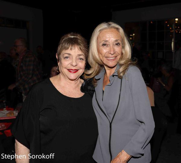 Sandy Stewart & Eda Sorokoff