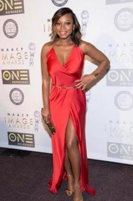 POWER's Naturi Naughton Wins NAACP Image Award