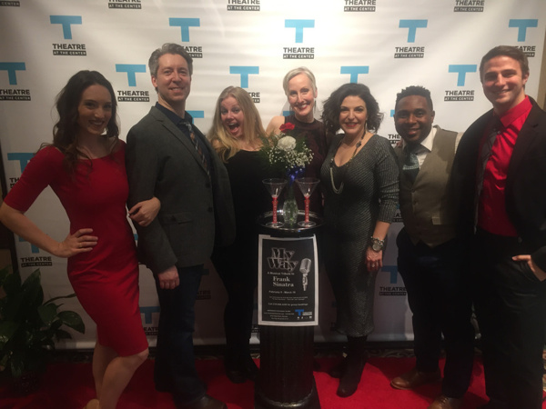 Photo Flash: MY WAY: A MUSICAL TRIBUTE TO FRANK SINATRA Opens at Theatre at the Center