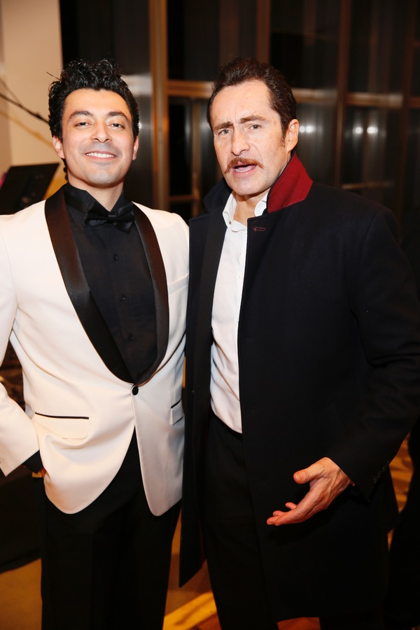 Photos: Eva Longoria and More Fete ZOOT SUIT on Opening Night at the Taper; Plus Curtain Call!