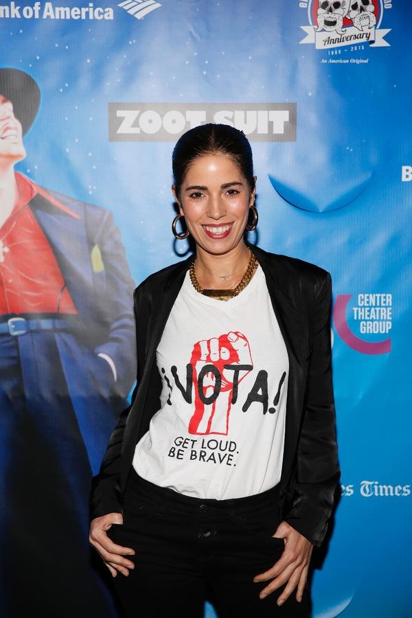 Actor Ana Ortiz